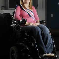 Wheelchair Jobs Target Gaming Chairs Ms Kansas To Speak Out On Disabilities News