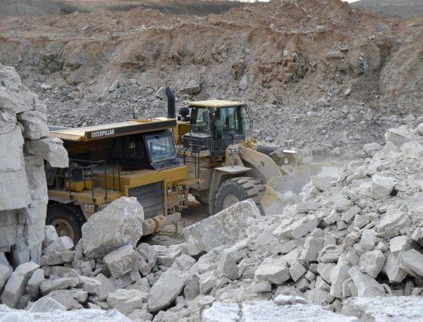 Gypsum Mines Iowa - Year of Clean Water