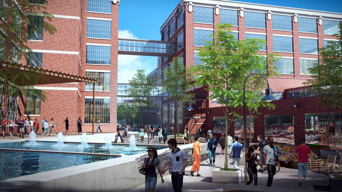 Indiana Tech Commits To Lease Space In Fort Wayne's