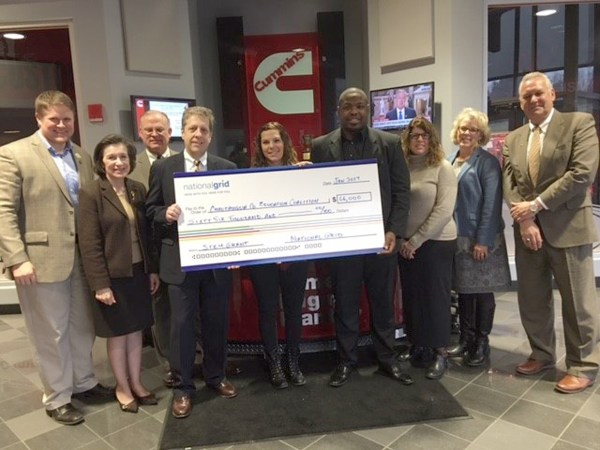 National Grid Grant Puts Jolt Chautauqua Stem
