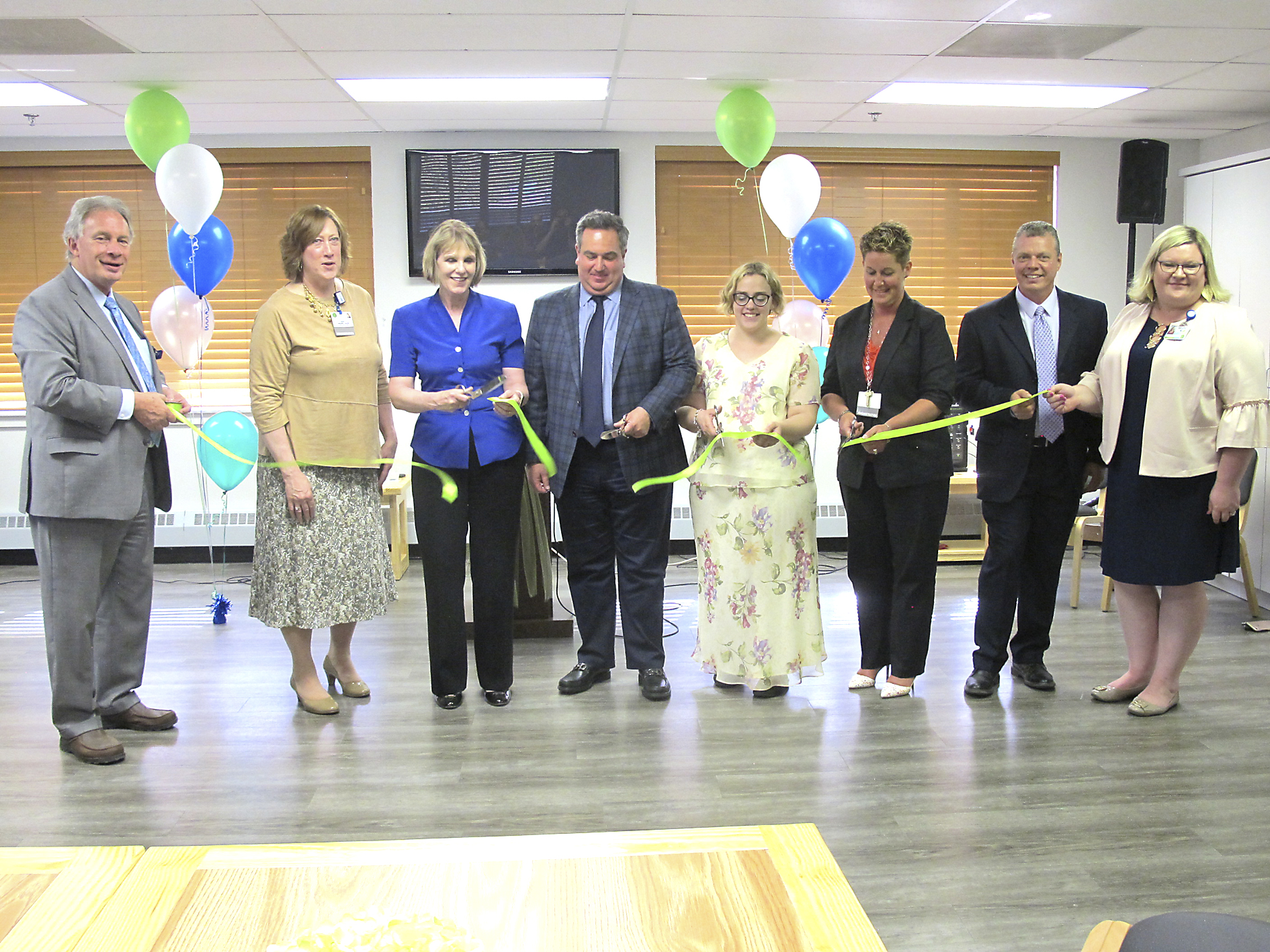 Chemical Dependency Treatment Unit Opens