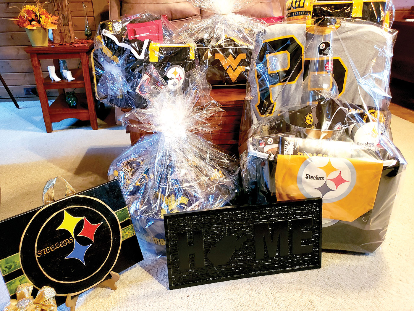 Steelers Baby Gift Basket Gift Ftempo & Pittsburgh Steelers Gift Baskets - Ofertasvuelo