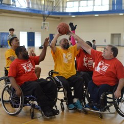 Wheelchair Jobs French Country Arm Chair Basketball Tournament Drives Awareness News