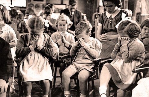 School Prayer: Hot-button topic of the last century.
