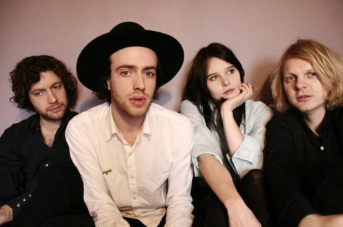 The Veils - angst free this time.