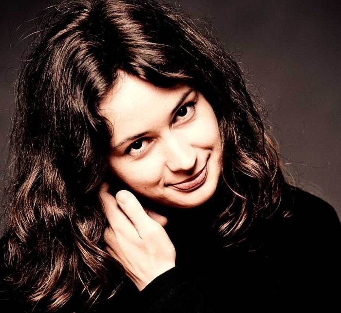 Wunderkind Violinist Patricia Kopatchinskaja adds a few deft strokes to Beethoven this week.