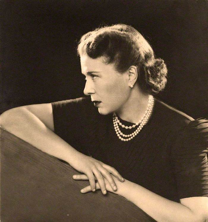 Ania Dorfmann - a name not heard much these days - but in the 1950's; that was another story.