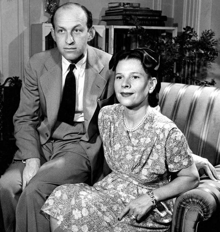 Garson Kanin (with wife Ruth Gordon) - managed to comfortably straddle two worlds; Film and Theatre.