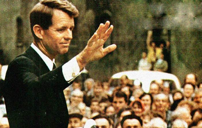 Now that RFK was in the race, 1968 would become a whole different year.