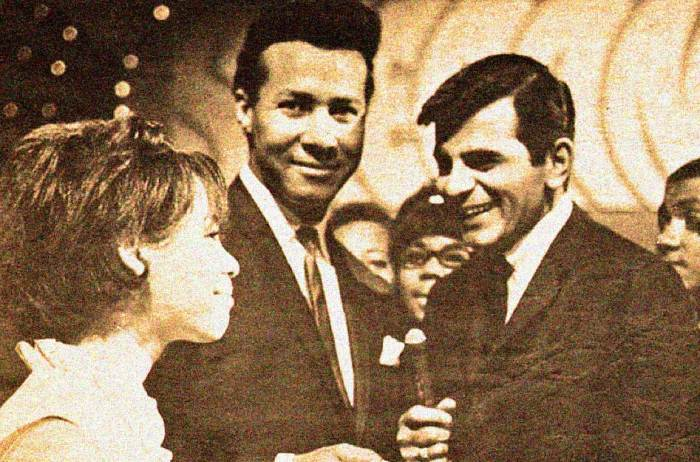 Casey Kasem - during his Shebang period (w/Jewel Akens) - he was everywhere and everybody.