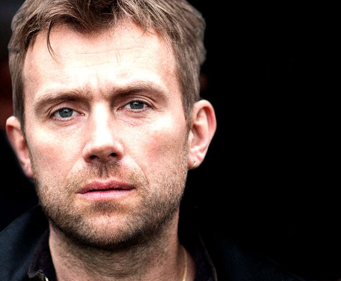 Damon Albarn - Cutting straight to the heart of the matter.