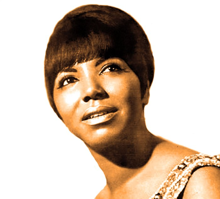 Erma Franklin - little Sister Aretha was further evidence talent ran in that family like a river.