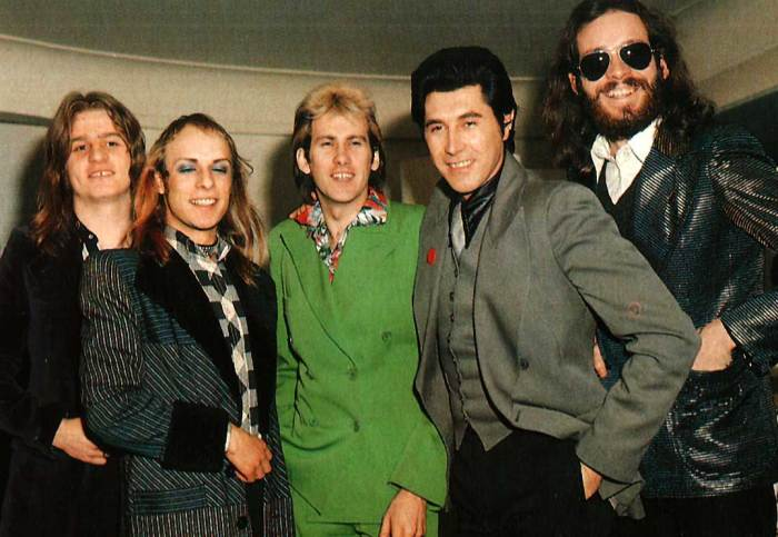 Roxy Music - A wildly successful summit meeting between Glam and Prog in 1972.