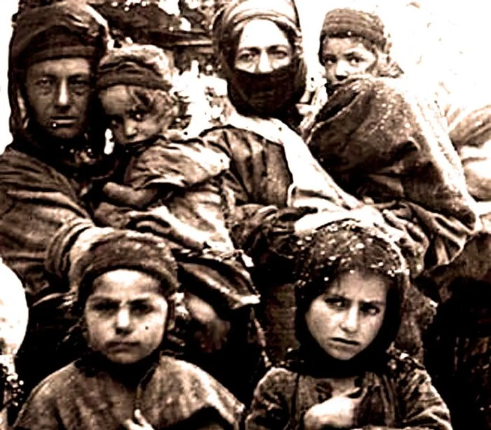 The Armenian Genocide of 1915 -  a surprising lack of awareness, but maybe an intentional one.