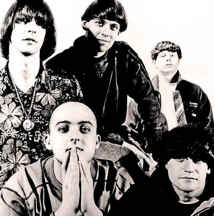 Inspiral Carpets - and along came Madchester.