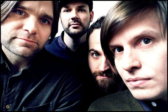Death Cab For Cutie - 8 albums out, and no sign of stopping.