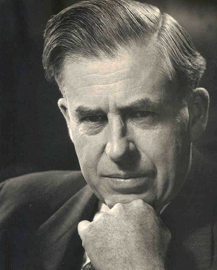 Henry Wallace - Denounced in 1948 - time has proven otherwise.