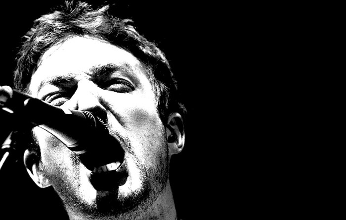 Frank Turner - positive songs for negative people.