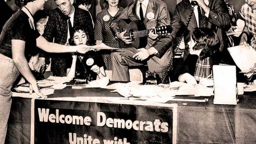 Democratic Convention - 1960