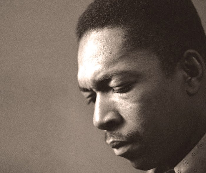 John Coltrane - one of the most influential figures in Jazz of the 20th century. or any other.