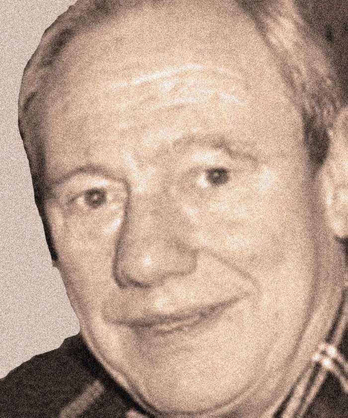 Thomas Sutherland - 5 years a hostage.