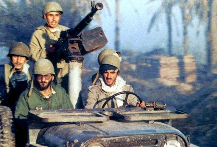 January 19, 1987 - The little known war with no end.