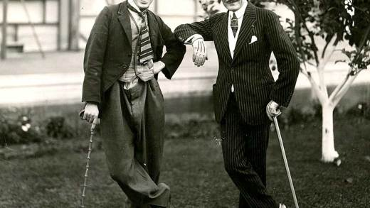 Charlie Chaplin - Max Linder