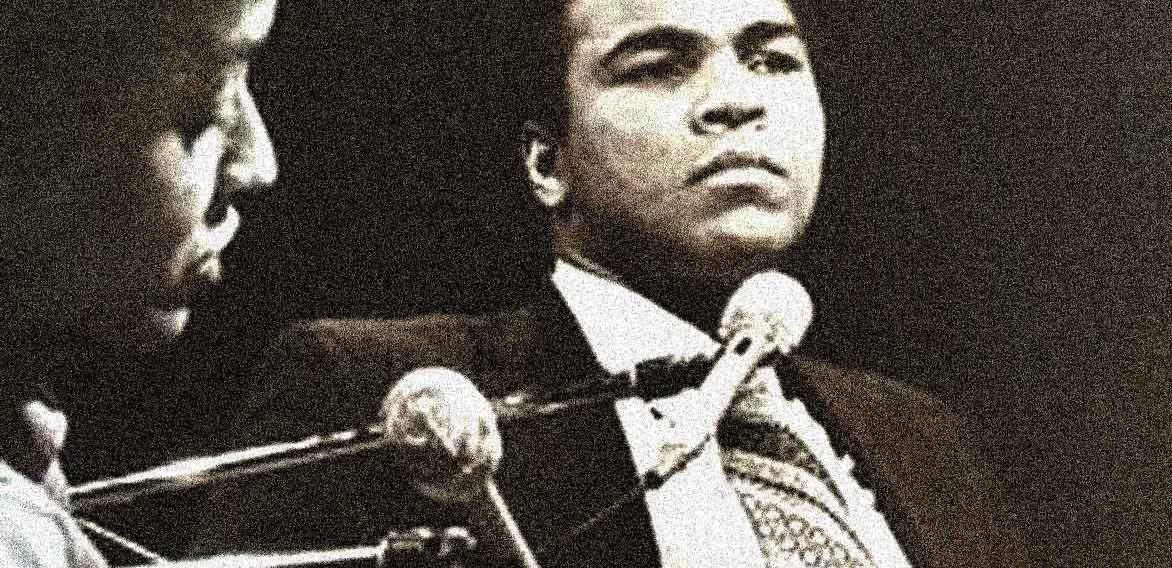 Muhammad Ali- Nikki Giovannia