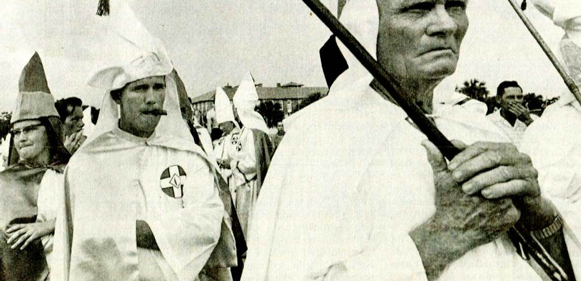 KKK Rally at GOP Convention 1964