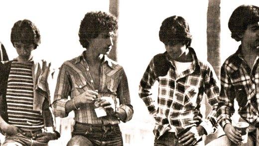 Teenagers - Santa Monica 1979