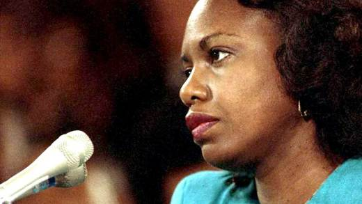 Anita Hill - Clarence Thomas Hearings 1991