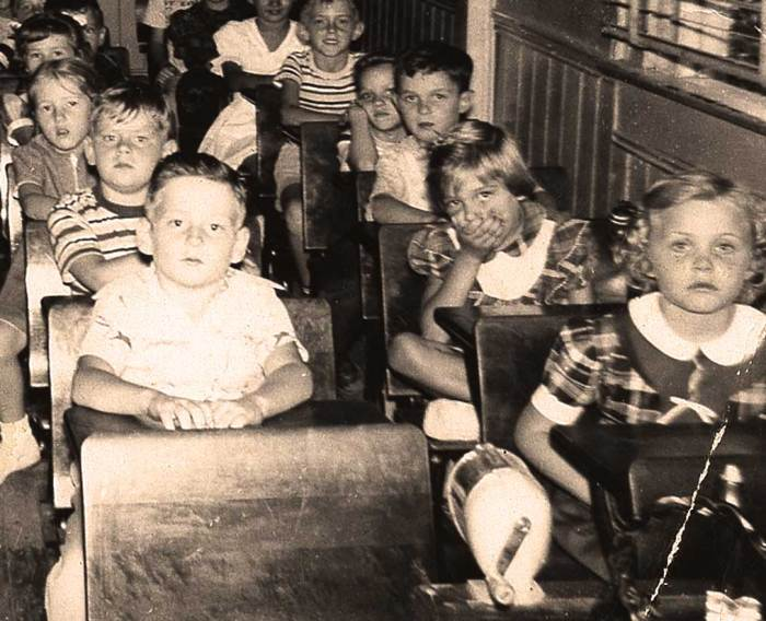 The state of Education in 1950s America