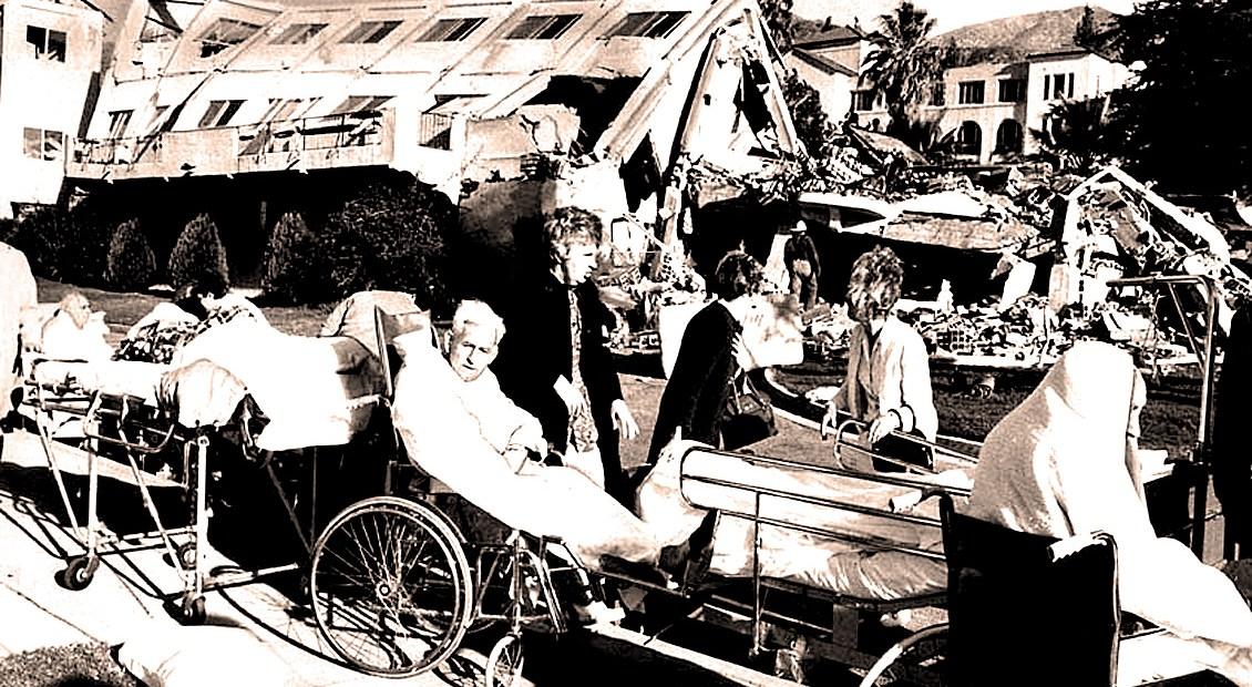 L.A. Earthquake - Feb. 9, 1971