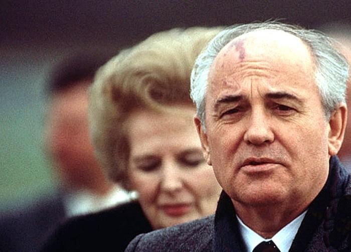 Gorbachev - Thatcher