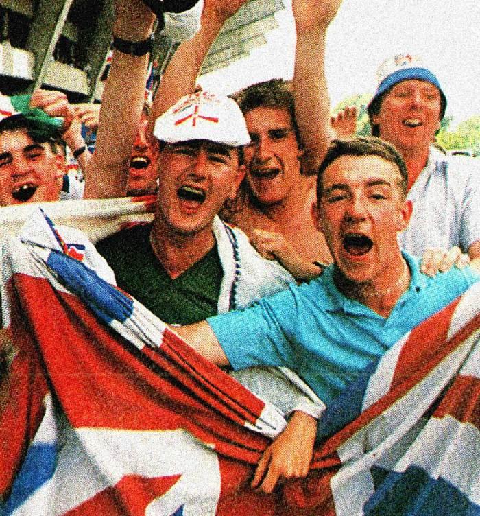 British Football hooligans