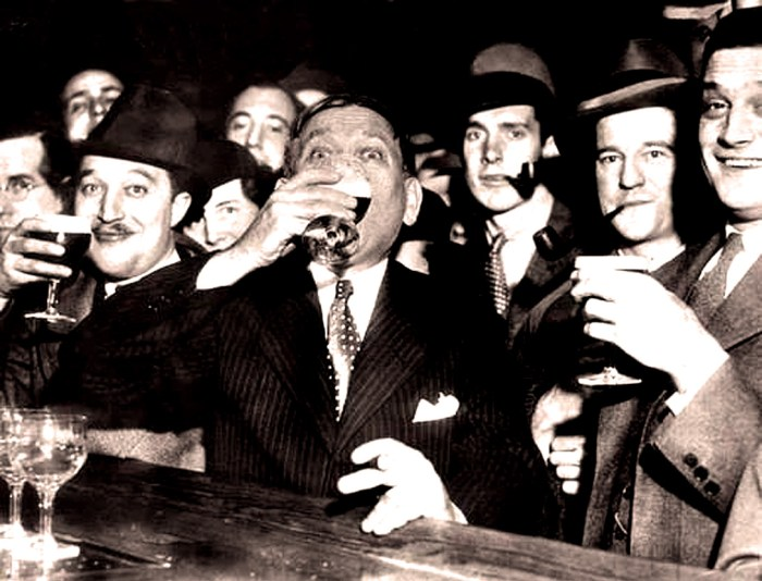 End of Prohibition - 1933