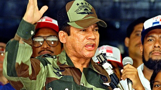 Manuel Noriega of Panama
