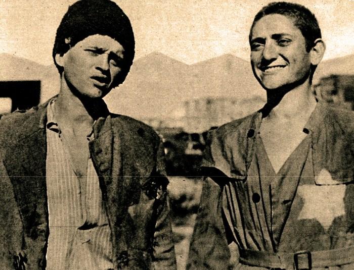 Jewish Refugees - 1946