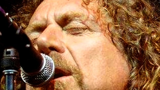 Robert Plant - Glastonbury 1993