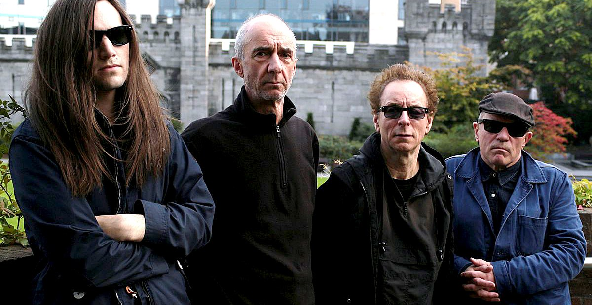 Wire - in session for Marc Riley - BBC 6 Music