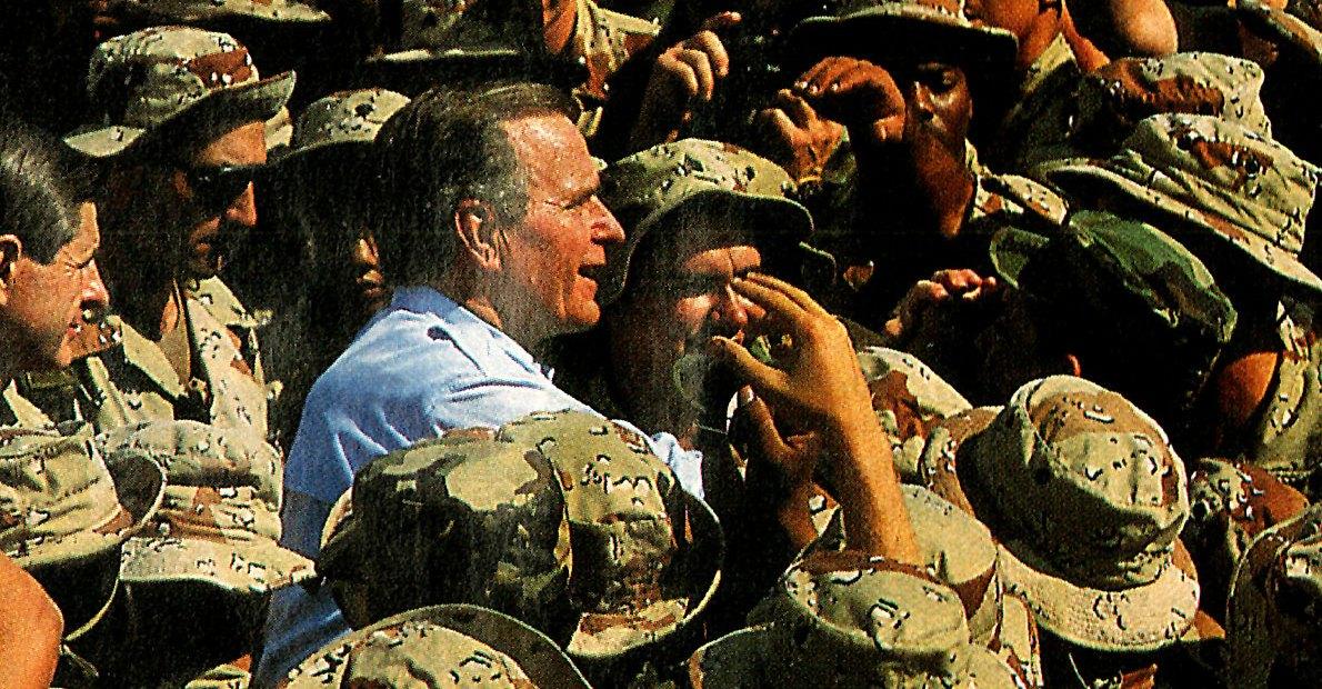 President Bush - On Tour