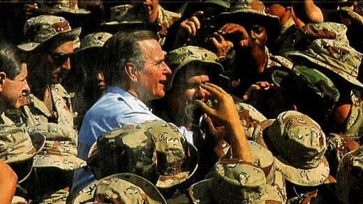 President Bush - On Tour
