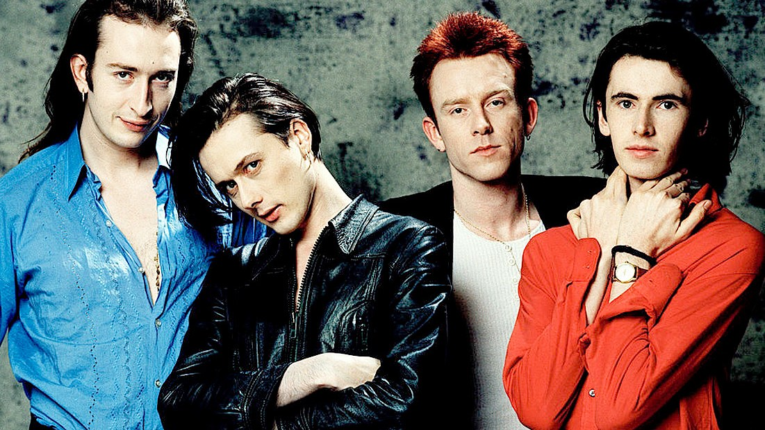 Suede - in session 1996