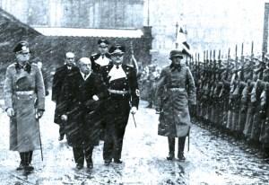 Czech President Hacha