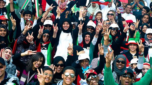 Kuwaiti Women Vote