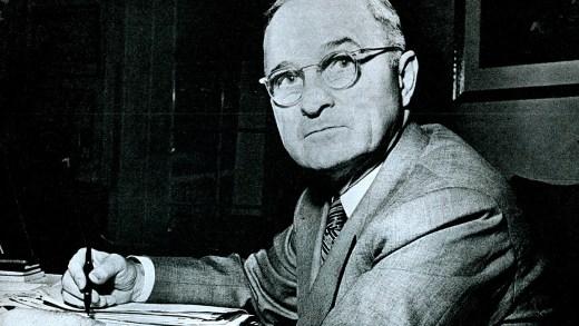 President Harry S. Truman 1949