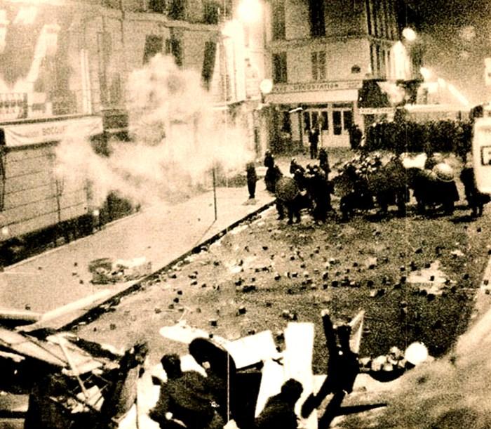 Paris - May, 1968