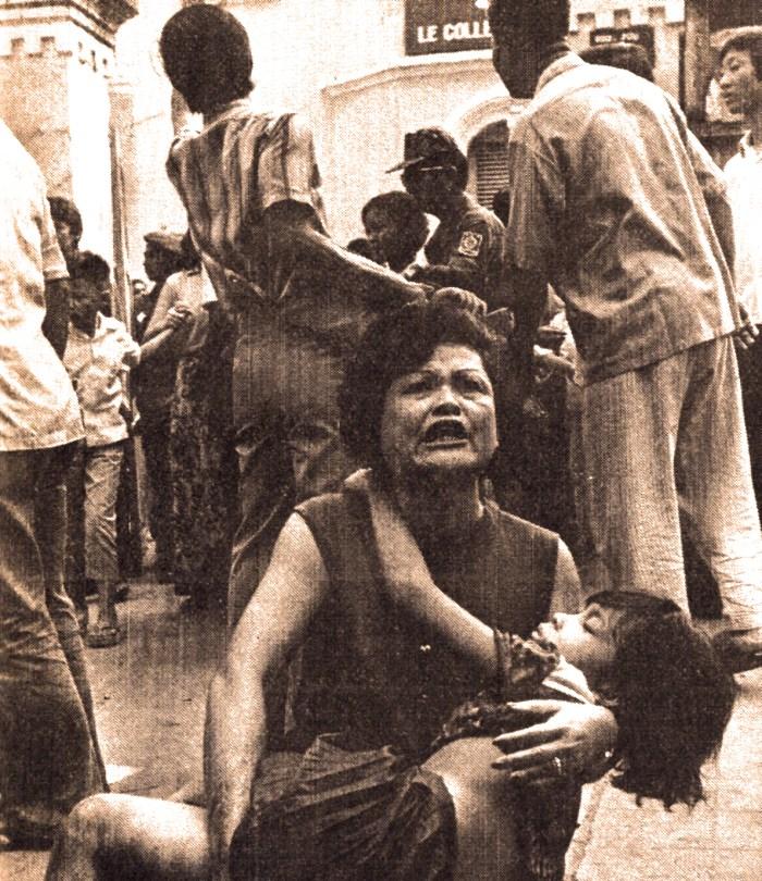Cambodia - February 1975