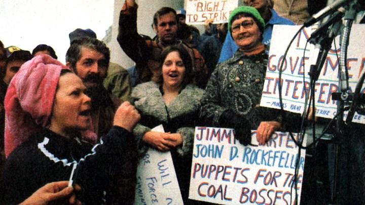 Coal Strike - Day 79