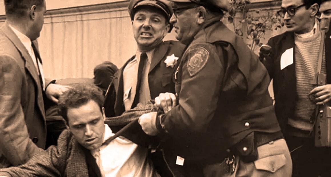 Berkeley Free Speech Movement - 1964